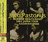 Word of Mouth Band 1983 Japan Tour by Jaco Pastorius (2002-04-23)
