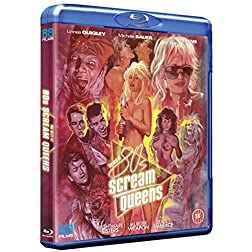 The Best of 80's Scream Queens [Blu-ray]
