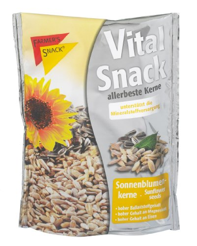 Farmer&#39;s Snack Sonnenblumenkerne, 1er Pack (1 x 250 g Beutel)