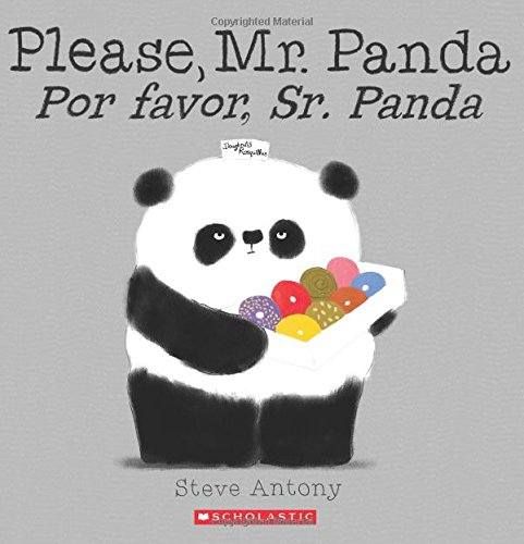 Please, Mr. Panda / Por Favor, Sr. Panda