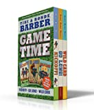 img - for Game Time: Kickoff!; Go Long!; Wild Card (Barber Game Time Books) book / textbook / text book