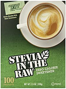 Stevia In The Raw, 100 count