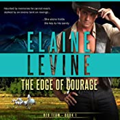 The Edge of Courage: Red Team, Book 1 | Elaine Levine