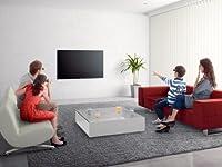 Sony Bravia KDL46HX855 117 cm (46 Zoll) 3D LED-Backlight-Fernseher, Energieeffizienzklasse A (Full-HD, Motionflow XR 800Hz, DVB-T2/C2/S2, Internet TV, Monolith Air Design) schwarz inkl. James Bond Jubiläums-Collection auf Blu-ray