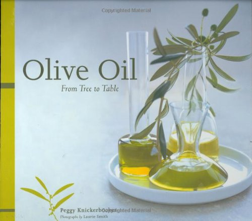 Olive Oil: From Tree to Table