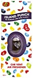 Jelly Belly 15455NB Vent Membrane Air Freshener, Island Punch