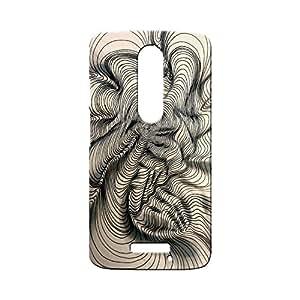 G-STAR Designer Printed Back case cover for Motorola Moto X3 (3rd Generation) - G2639