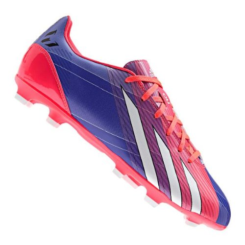 aade9772bf0  Detail shop Adidas Men s F10 TRX Messi FG Soccer Cleats -TurboBlackRunWht-11.5.