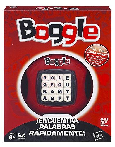 Juegos en Familia Hasbro - Boggle, juego educativo (A0421105)