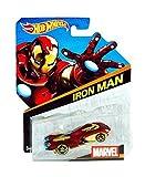 おもちゃ hot wheels ホットウィール 1:64 Marvel マーベル Character Iron Man Die-Cast Car ミニカー モデルカー ダイキャスト 模型 [並行輸入品]