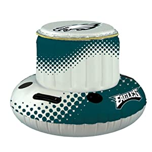 Buy Team Sports America 32 qt. NFL Floating Cooler by Team Sports America
