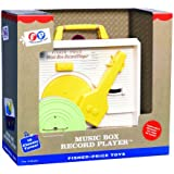 Fisher Price - 1697 - Jouet Premier Age - Music Box Record Player