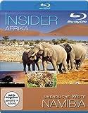 Image de Insider - Afrika Namibia [Blu-ray] [Import allemand]