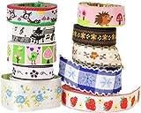 チロリアンテープ 福袋 10種類《チロリアン チロリアンテープ チロルテープ》