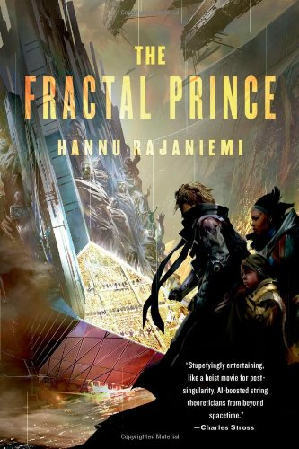 Image of The Fractal Prince (Jean le Flambeur)