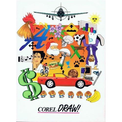 Corel DRAW! Fonts & Clip Art Index Book: Amazon.com: Books
