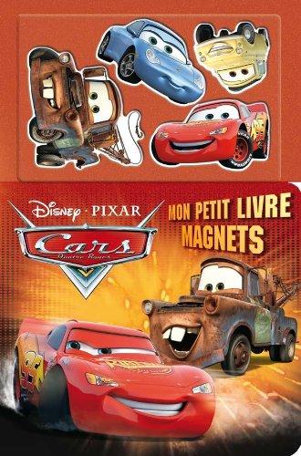Cars : mon petit livre magnets