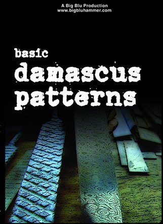Basic Damascus Patterns (Dvd)