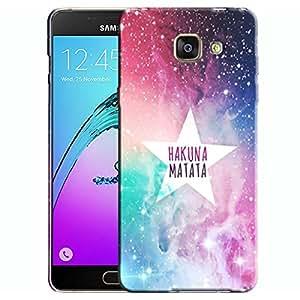 Theskinmantra Hkuna Matata Samsung Galaxy A7 (2016 Edition) Mobile back cover