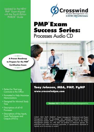 PMP Exam Success Series: Processes Audio CD