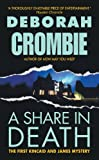 A Share in Death: A Mystery Introducing Superintendent Dunkan Kincaid and Sergeant Gemma James (Duncan Kincaid/Gemma James Novels Book 1)