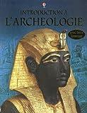 """Afficher """"Introduction à l'archéologie"""""""