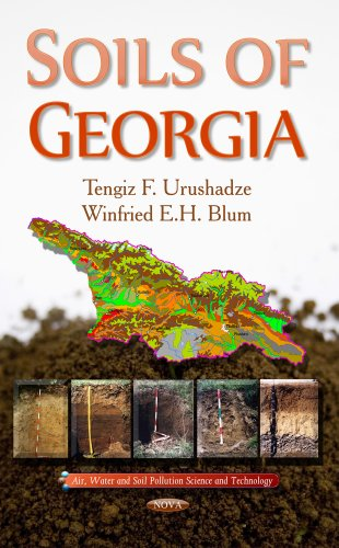 Soils of Georgia (Air, Water and Soil Pollution Science and Technology)