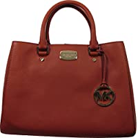 Michael Kors Beford Medium Tote Burnt Orange
