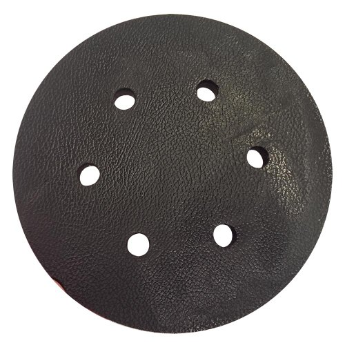 Superior Electric Rsp40 6-Inch 6-Hole Standard Pad For 7336 And 97366 Random Orbit Sander Replaces Porter Cable 17000 front-391987