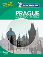 Le Guide Vert Week-end Prague Michelin