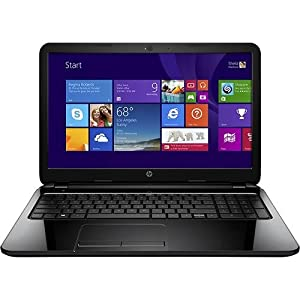 "HP 15-G 15.6"" Laptop - AMD A8-Series, 4GB Memory, 750GB Hard Drive, Windows 8.1, Black Licorice by hp"