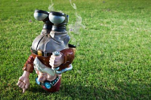 Jet-pack Garden Gnome 15