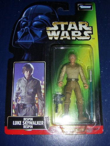 Star Wars Luke - Luke Skywalker Bespin Figure