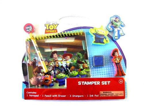 Disney Toy Story Stamper Set - Toy Story Stamp Set - Toy Story Art Set - Toy Story Stamper Set