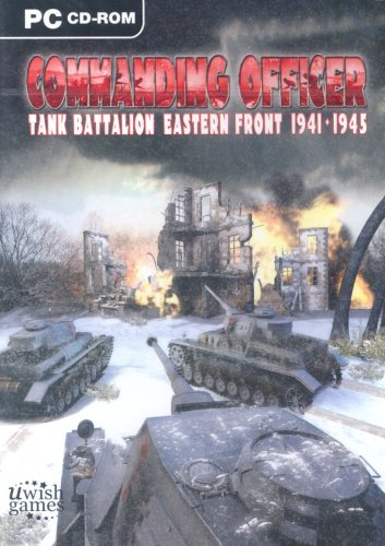 Commanding Officer: Tank Battalion Eastern Front (PC CD) by U Wish Games