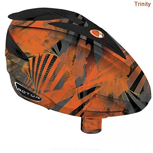 Dye Rotor Electronic Paintball Hoppers - Trinity