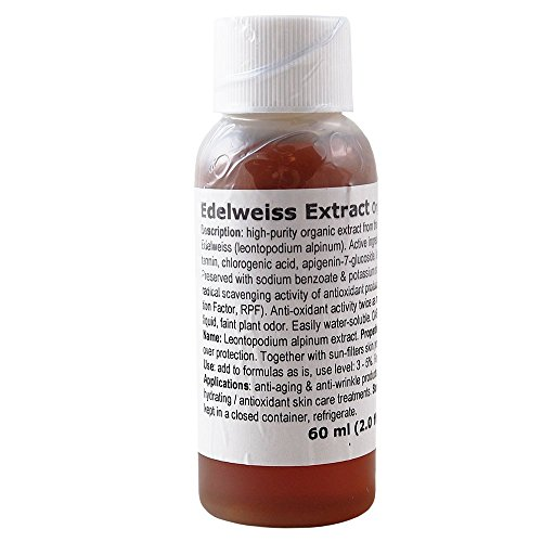 Edelweiss Extract - 2.0floz / 60ml (Edelweiss Extract compare prices)