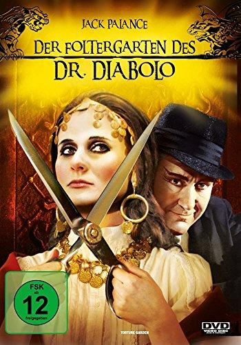 Der Foltergarten des Dr. Diabolo[NON-US FORMAT, PAL]