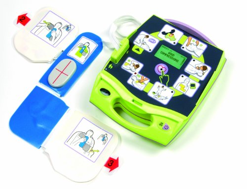 Zoll AED Plus Semi-Automatic Defibrillator with AED Training Course