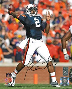 Cam Newton signed Auburn Tigers 8x10 Photo- Newton Hologram by Athlon+Sports+Collectibles