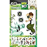 Decofun, Ben 10 Wall Sticker Stikaroundsby Leisurebrands