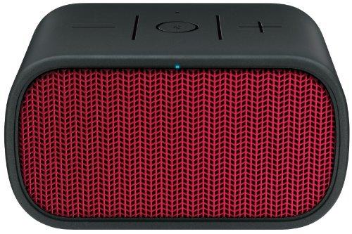 Ultimate Ears Mini Boom Wireless Bluetooth Speaker/Speakerphone - Red Color: Red