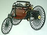 Mercedes Benz (メルセデスベンツ) 純正 ミニチュアカー 1/18 ベンツ パテントモーターカー(1886) Norev ベンツコレクション
