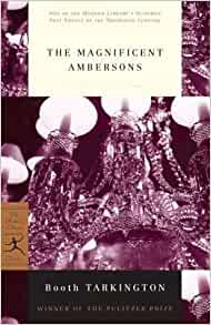 the magnificent ambersons book review