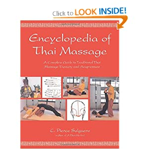 Encyclopedia of Thai Massage - C. Pierce Salguero