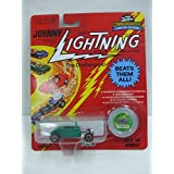 Johnny Lightning The Challengers - Classic 32 Roadster In Metallic Green - Die Cast Vehicle