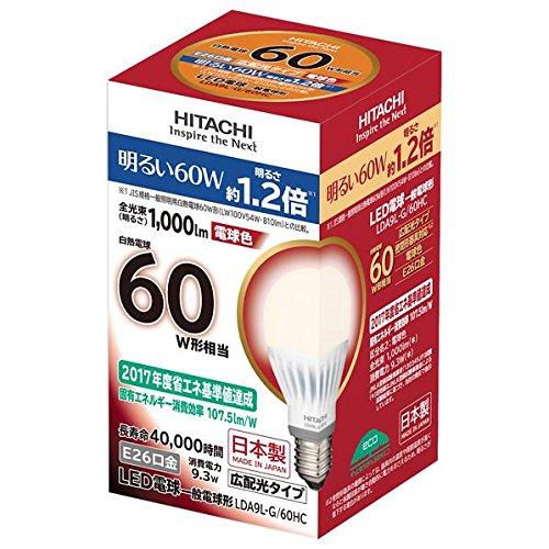 LDA9L-G/60HC [電球色]