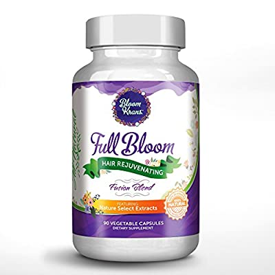 Hair Growth Vitamins for Women Support l Natural Hair Loss Vitamins l Alopecia Hair Loss Treatment Womens Supplement w/ Biotin Saw Palmetto l Hair Growth Products to Help Prevent Hair Loss for Women