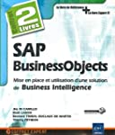 SAP BusinessObjects - Coffret de 2 li...