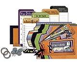 Deja Views - C-Thru - Little Yellow Bicycle - Booville Collection - Halloween - Envelope Album Kit